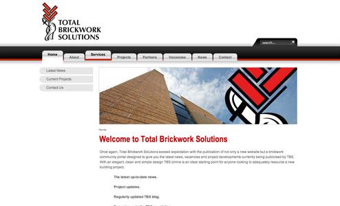 Total Brickwork Solutions